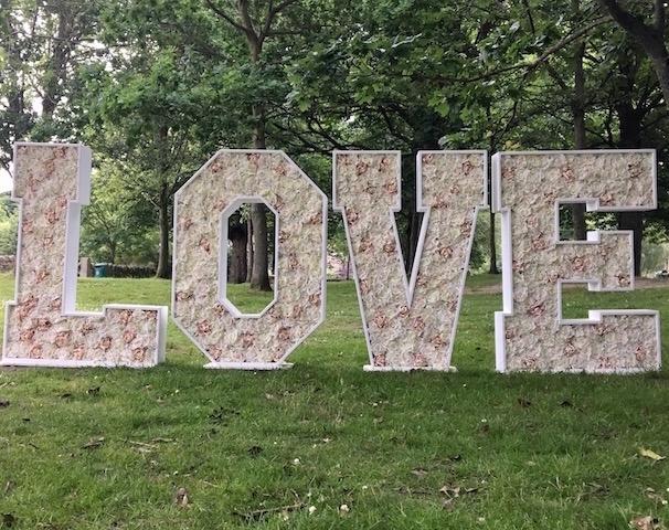 Flower Love Letters