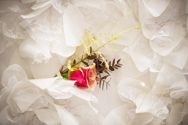Flower Wall Backdrop Hire