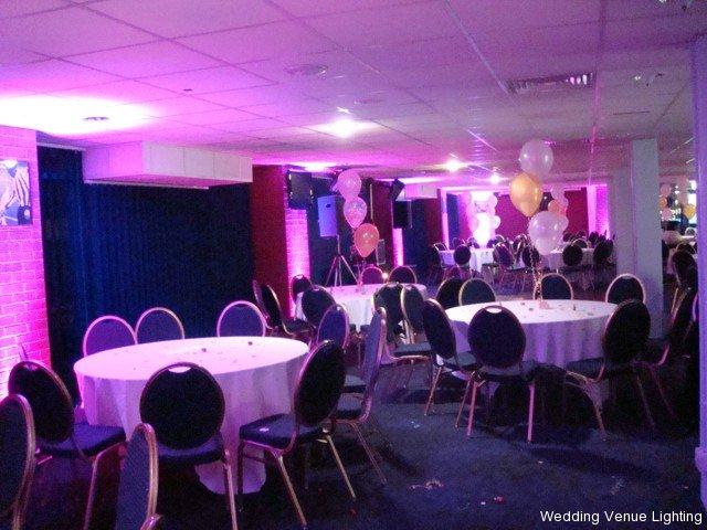 Leeds United (Bremner Suite) - Wedding