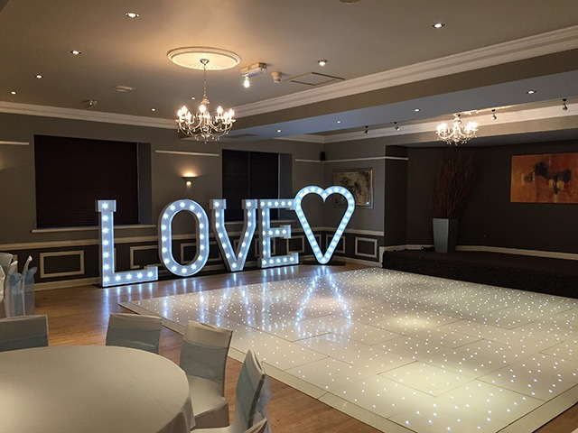Light Up Love Heart