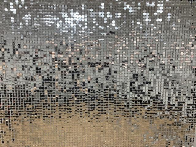 Sequin Shimmer Walls