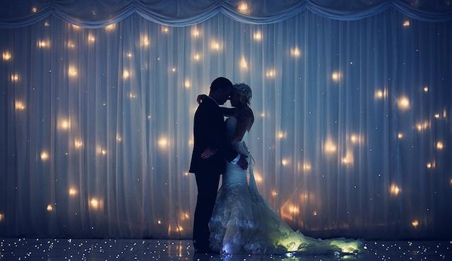Starlight Backdrop Hire - Twinkle Backdrop Hire