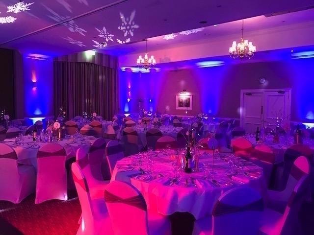 LED Up Lighting   Wedding Up Lighting