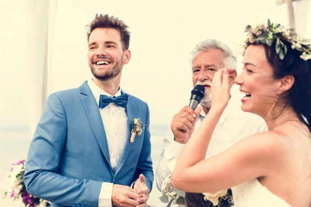 Wedding Speeches & Background Music PA Hire