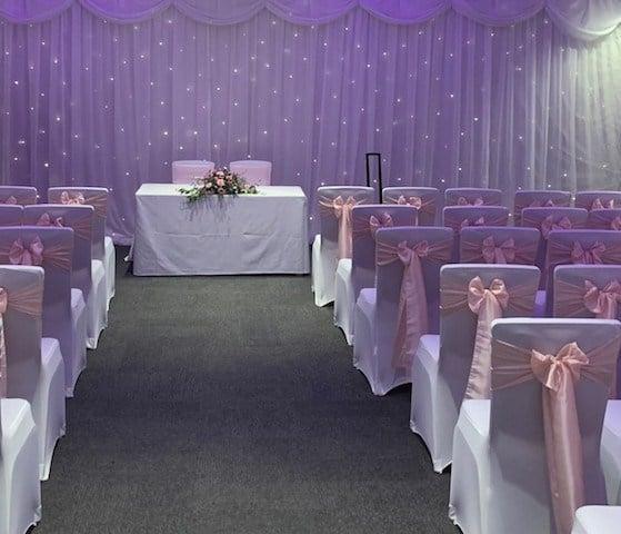 Weetwood Hall - Wedding