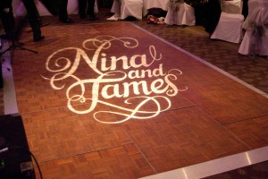 Logo Projection | Image Projection | Custom Gobo Projection