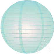 Baby Blue Hanging Lantern