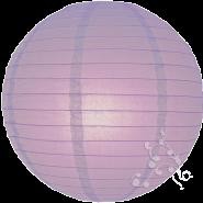 Lavender Hanging Lanterns