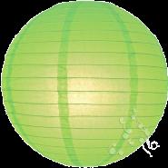 Lime Hanging Lantern