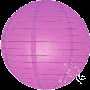 Violet Hanging Lantern