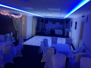 Waterton Park Hotel - Boat House - Starlight Dance Floor
