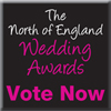 North Of England Wedding Awards Vote Now Image
