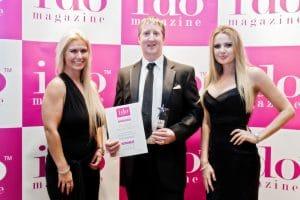 I Do Awards Venue Stylist Winner