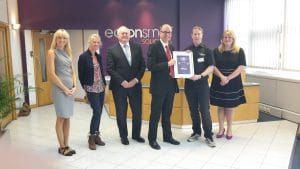 Eaton Smith Business Of The Month Award May 2017