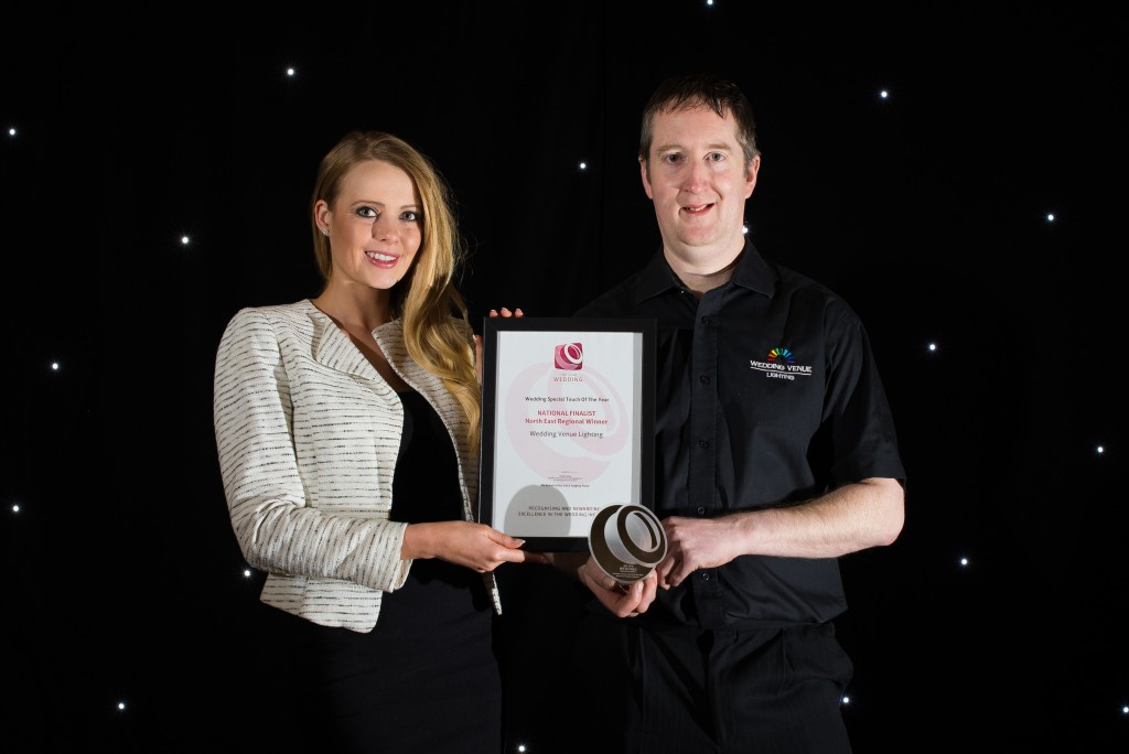 Wedding Industry Awards - Special Touches - Winner