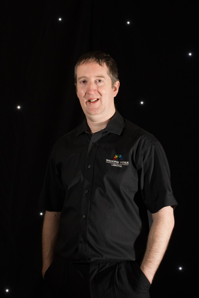 Matt Butcher - Wedding Venue Lighting Owner
