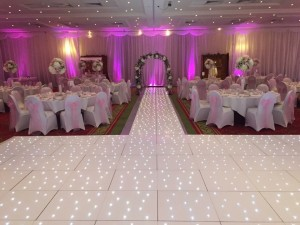 Led Dance Floor Walkway