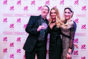 The Wedding Industry Awards 2017 - Special Touches Winner
