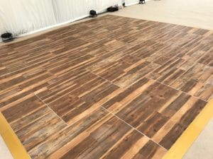 Parquet Wooden Dance Floor