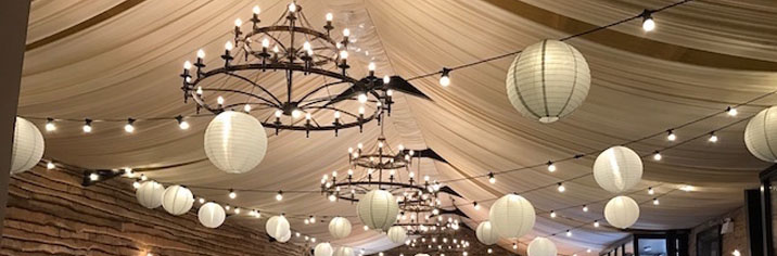 Festoon Lights Edison Bulb Vintage Festoon Lighting Hire