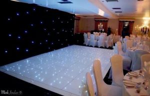 Waterton Park - County Suite - Starlight Dance Floor