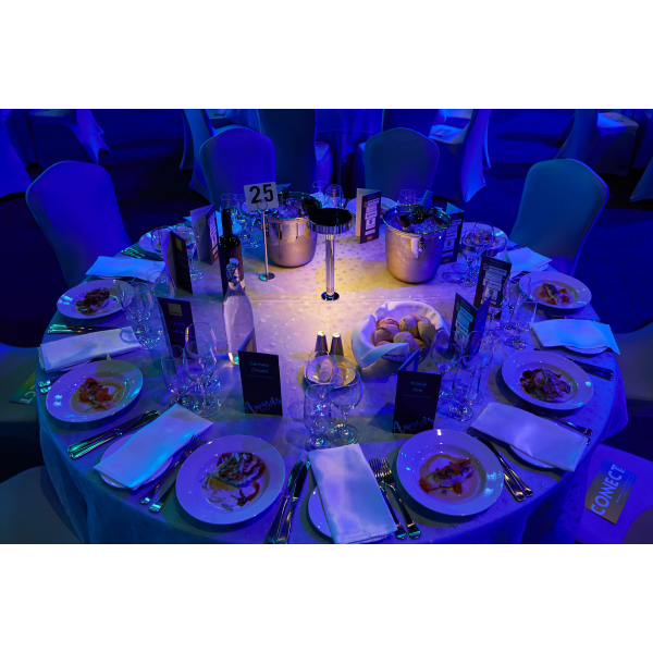 Illuminated Table Centrepieces - LED Table Centre Pieces - LED Table Centres