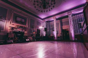 Denton Hall - Up Lighting