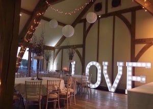 Sandburn Hall Love Letters