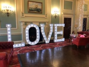 Denton Hall - LOVE Letters