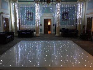 Denton Hall - Starlight Dance Floor Hire