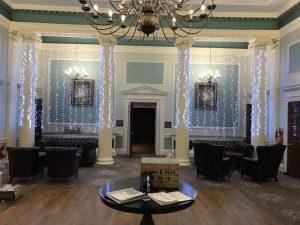 Denton Hall - Fairy Light Curtains