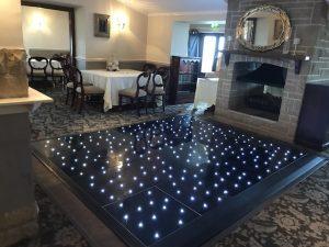 Pennine Manor - Black Starlight Dance Floor