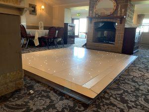 Pennine Manor - White Starlight Dance Floor