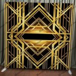 Art Deco Mirror Backdrop