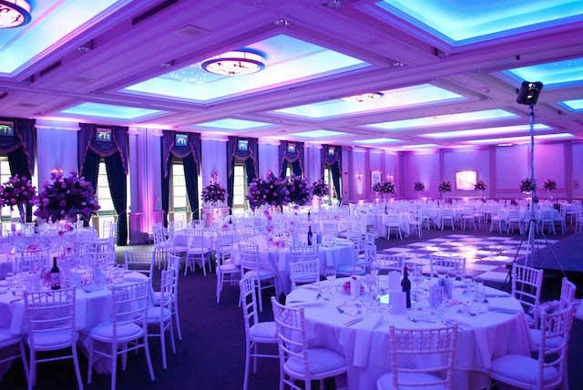 Wedding Venue Lighting - Event Lighting Hire