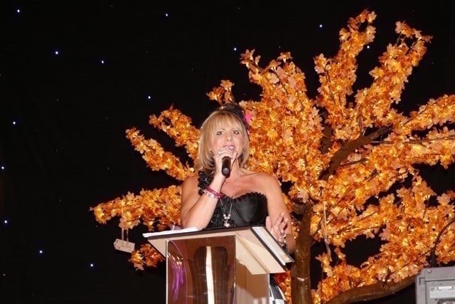 LED Maple Leaf Tree